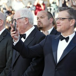 Soderbergh, Steven / Weintraub, Jerry / Damon, Matt / 66. Internationale Filmfestspiele von Cannes 2013