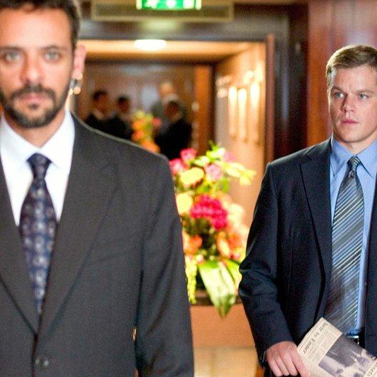 Syriana / Alexander Siddig / Matt Damon