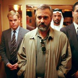 Syriana / Matt Damon / George Clooney / Alexander Siddig Poster
