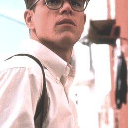 talentierte Mr. Ripley, Der / Matt Damon Poster