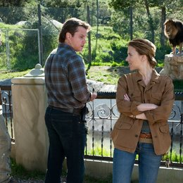 Wir kaufen einen Zoo / Patrick Fugit / Matt Damon / Scarlett Johansson Poster