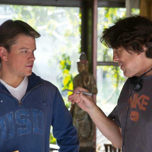 Wir kaufen einen Zoo / Set / Matt Damon / Cameron Crowe