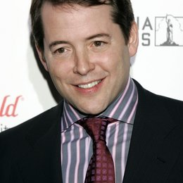 "Matthew Broderick / Premiere von ""The Producers"" Poster"