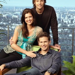 What About Brian / Sarah Lancaster / Barry Watson / Matthew Davis Poster