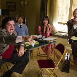 Frost/Nixon / Oliver Platt / Sam Rockwell / Rebecca Hall / Matthew Macfadyen Poster