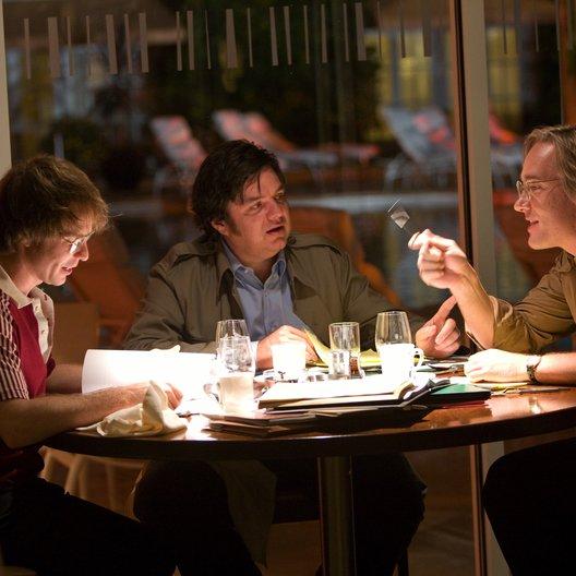 Frost/Nixon / Sam Rockwell / Oliver Platt / Matthew Macfadyen Poster