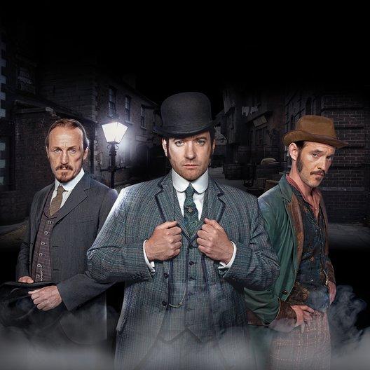 Ripper Street / Jerome Flynn / Matthew Macfadyen / Adam Rothenberg Poster