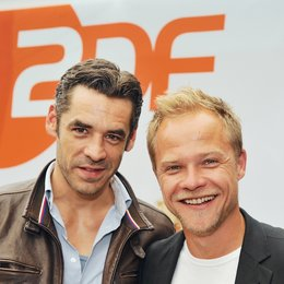 30. Filmfest München 2012 / ZDF-Empfang / Tobias Oertel und Matthias Koeberlin Poster