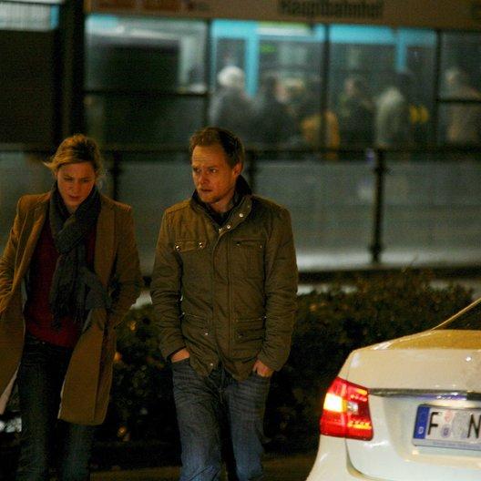 Braut im Schnee, Die (ZDF) / Matthias Koeberlin / Bernadette Heerwagen Poster