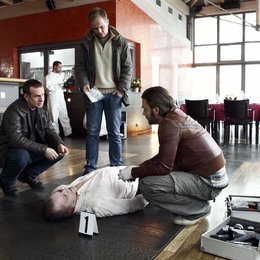 Lutter: Mordshunger (ZDF) / Joachim Król / Matthias Koeberlin / Karl Markovics Poster