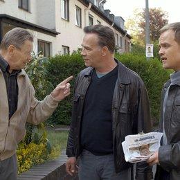 Tatort: Verdammt (WDR) / Günter Junghans / Klaus J. Behrendt / Matthias Koeberlin Poster