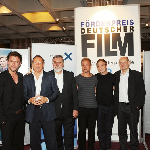 teamWorx Television & Film / Filmfest München 2011 / Ken Duken / Prof. Nico Hofmann / Hans-Wolfgang Jurgan / Matthias Koeberlin / Frederick Lau / Michael Schmidl Poster