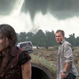 Tornado - Der Zorn des Himmels (ProSieben) / Mina Tander / Matthias Koeberlin Poster