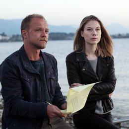 Toten vom Bodensee: Familiengeheimnis, Die (ZDF / ORF) / Matthias Koeberlin / Nora von Waldstätten Poster
