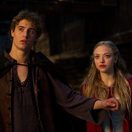 Red Riding Hood - Unter dem Wolfsmond / Red Riding Hood / Shiloh Fernandez / Amanda Seyfried Poster