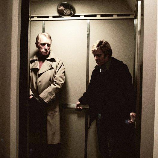 drei Tage des Condor, Die / Robert Redford / Max von Sydow Poster