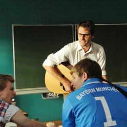 Mongolettes - Wir wollen rocken!, Die (Sat.1) / Max von Thun / Benjamin Seidel / Christopher Puttins Poster