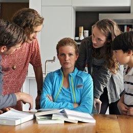 Mutter auf Streife / Mira Bartuschek / Alexandra von Giese / Max von Thun / Yanis Scheurer / Eleonore Weisgerber Poster