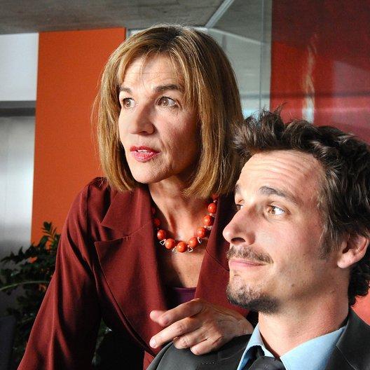 Tatort: Lohn der Arbeit (ORF) / Krista Posch / Max von Thun Poster