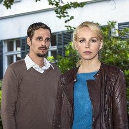 Tote im Watt, Der (ZDF) / Max von Thun / Petra Schmidt-Schaller Poster