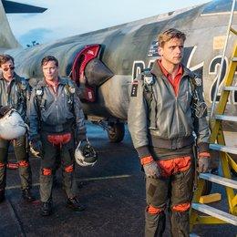 Starfighter - Sie wollten den Himmel erobern (RTL) / Steve Windolf / Florian Panzner / Frederick Lau / Maxim Mehmet Poster
