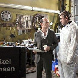 Tatort: Nasse Sachen (MDR) / Martin Wuttke / Maxim Mehmet Poster