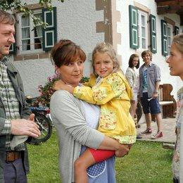 Garmischer Bergspitzen (ARD) / Bettina Redlich / Valerie Niehaus / Maximilian Krückl / Pauline Brede Poster