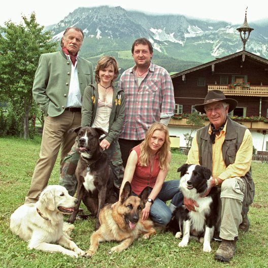 große Heimatfilm - Ruf der Berge, Der (ARD) / Franz Buchrieser / Daniela Preuß / Maximilian Krückl / Marita Marschall / Siegfried Rauch Poster