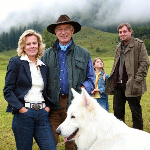 Ruf der Berge: Schatten der Vergangenheit, Der (ARD) / Andrea L'Arronge / Siegfried Rauch / Ronja Forcher / Maximilian Krückl