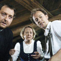 Wilder Kaiser: Herzen in Gefahr (ZDF / ORF) / Maximilian Krückl / Enzi Fuchs / Philipp Brammer Poster