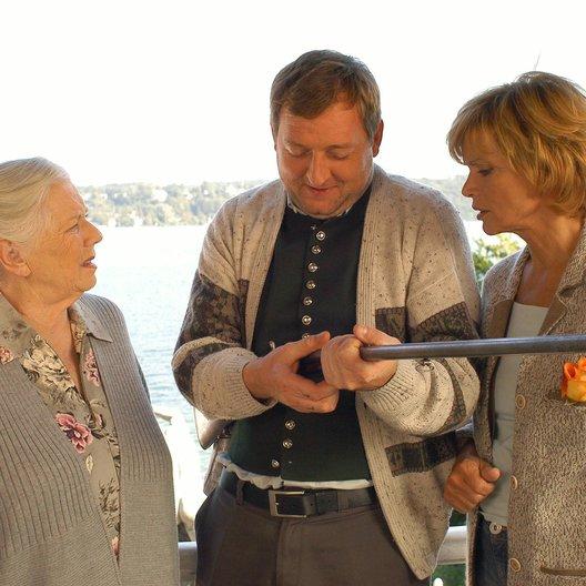 Zwei am großen See: Feindliche Übernahme (ARD) / Ruth Drexel / Uschi Glas