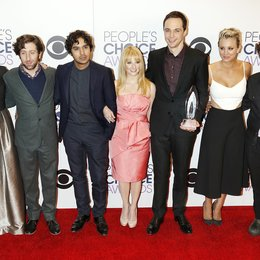 Big Bang Theory, The / Bialik, Mayim / Helberg, Simon / Nayyar, Kunal / Rauch, Melissa / Parsons, Jim / Cuoco, Kaley / Galecki, Johnny / People's Choice Awards 2015, Los Angeles Poster