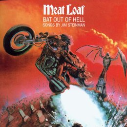 Meat Loaf: Bat Out Of Hell Poster
