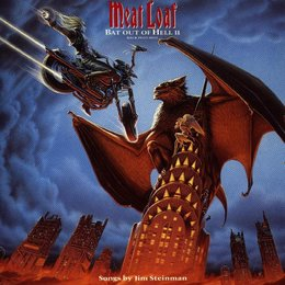 Meat Loaf: Bat Out Of Hell II: Back Into Hell Poster