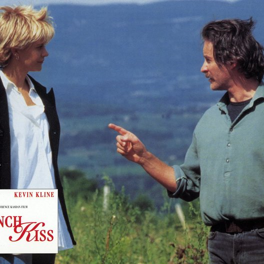 French Kiss / Meg Ryan / Kevin Kline Poster