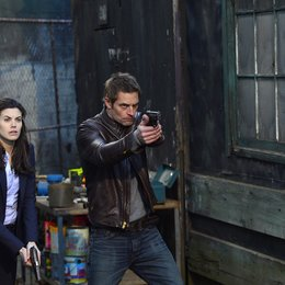 Intelligence / Meghan Ory / Josh Holloway Poster