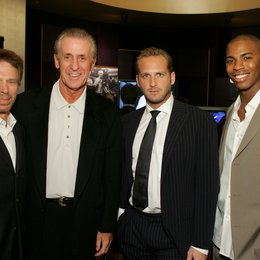 Bruckheimer, Jerry / Pat Riley / Josh Lucas / Mehcad Brooks / Walt Disney Showcase 2005 Poster