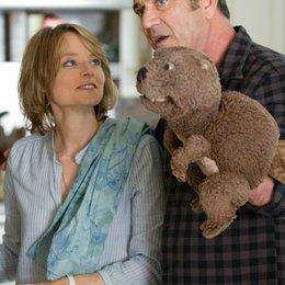 Biber, Der / Beaver, The / Jodie Foster / Mel Gibson Poster