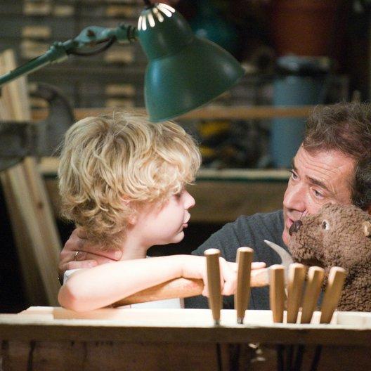 Biber, Der / Beaver, The / Mel Gibson Poster