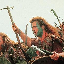 Braveheart / Brendan Gleeson / Mel Gibson / Tommy Flanagan Poster