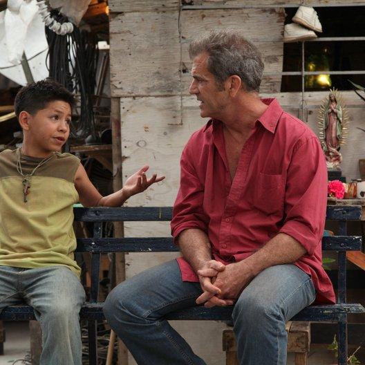 Get the Gringo / Kevin Hernandez / Mel Gibson Poster