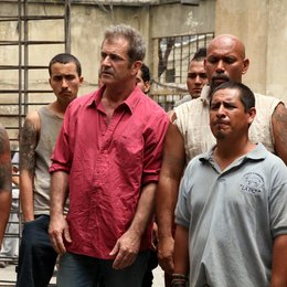 Get the Gringo / Mel Gibson Poster