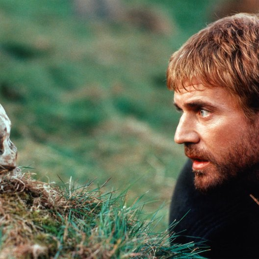 Hamlet / Mel Gibson Poster
