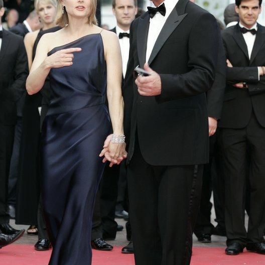 Jodie Foster / Mel Gibson / 64. Filmfestspiele Cannes 2011 Poster