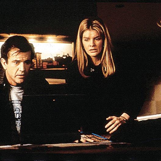 Kopfgeld - Einer muß bezahlen / Mel Gibson / Rene Russo Poster