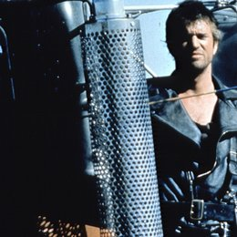 Mad Max II - Der Vollstrecker / Mel Gibson Poster