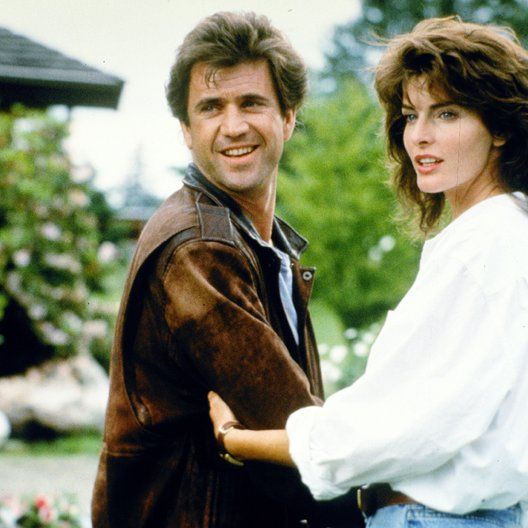 Vogel auf dem Drahtseil, Ein / Mel Gibson / Joan Severance Poster
