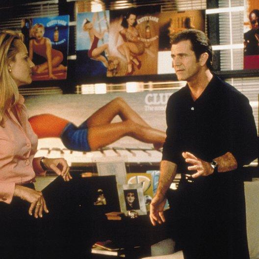 Was Frauen wollen / Helen Hunt / Mel Gibson Poster