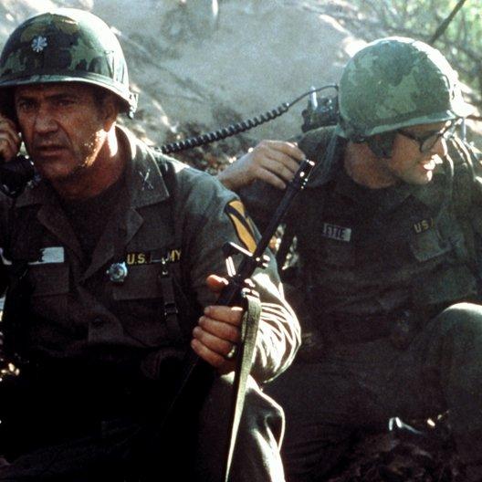 Wir waren Helden / Mel Gibson Poster