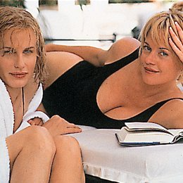 Two Much / Melanie Griffith / Daryl Hannah Poster